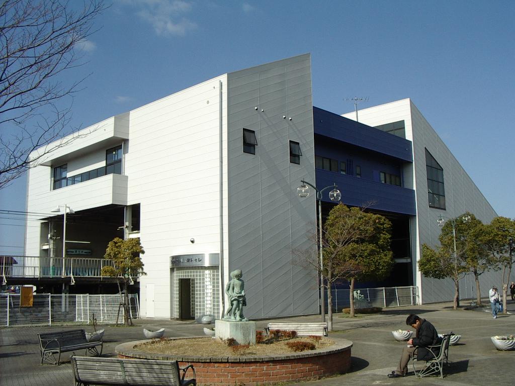 Keisei Shisui Station