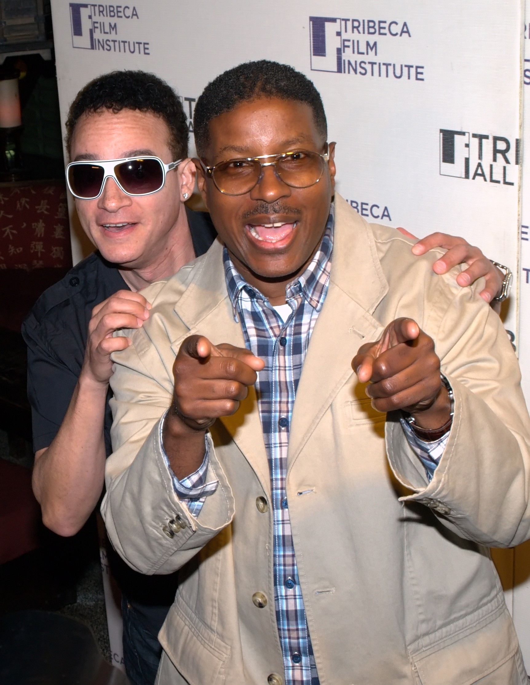 And now for something completely different tv club for House party kid n play