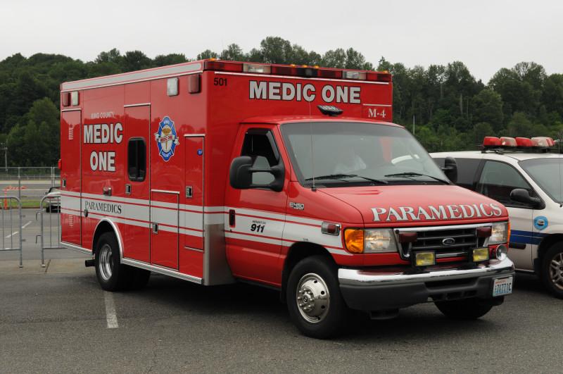 King County Medic 4