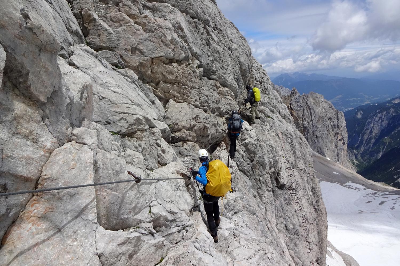 Y Set Klettersteig : Datei klettersteig höllentalferner zugspitze g u wikipedia