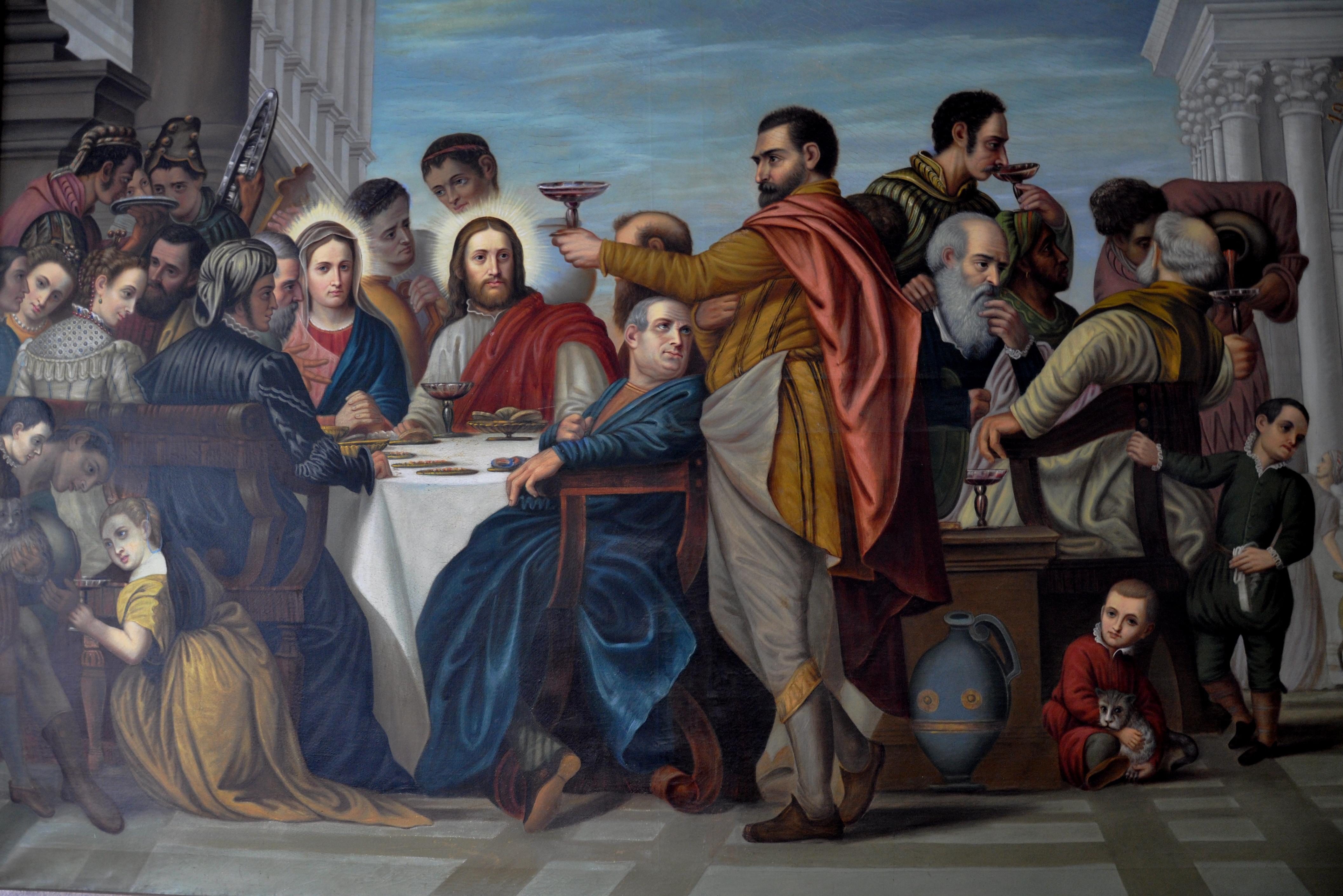 File Kloster Mehrerau Treppenhaus Collegiumskapelle Hochzeit Zu Kana