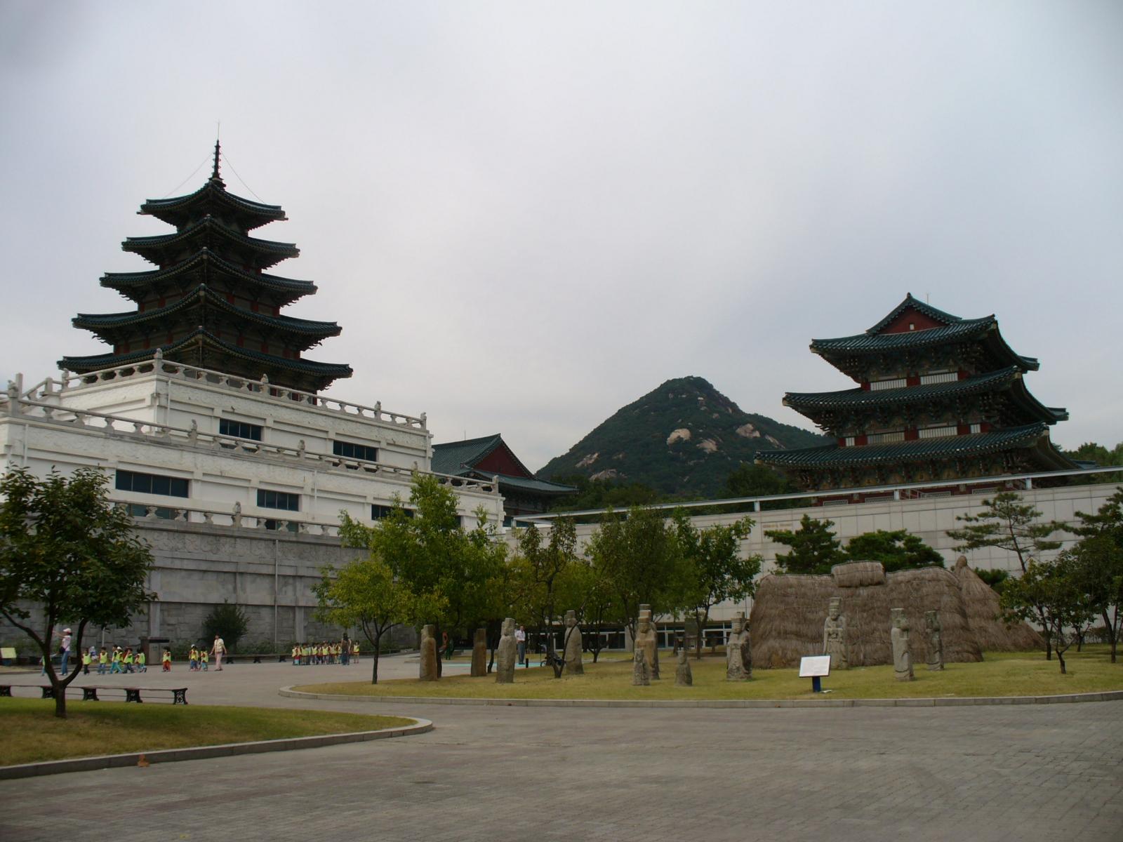 Resultado de imagen de Museo Nacional Folclórico de Corea wikipedia