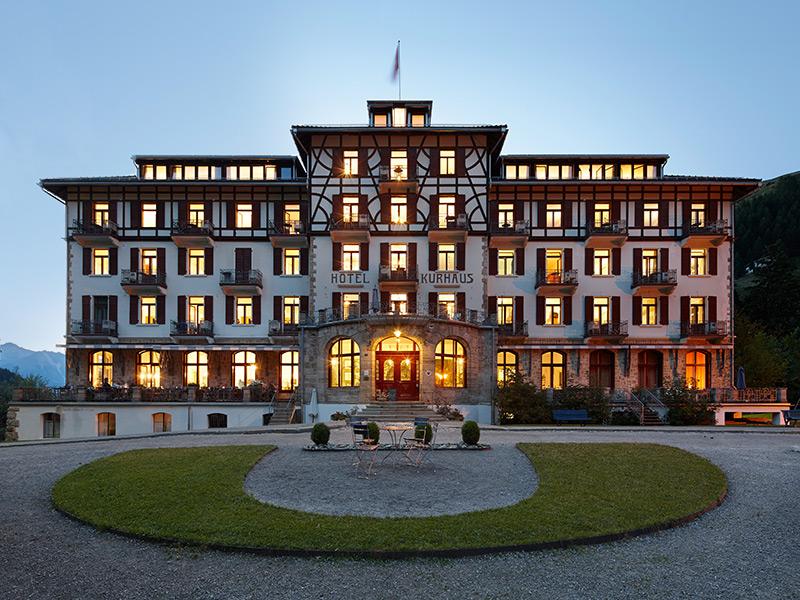 Hotel Villa Switzerland