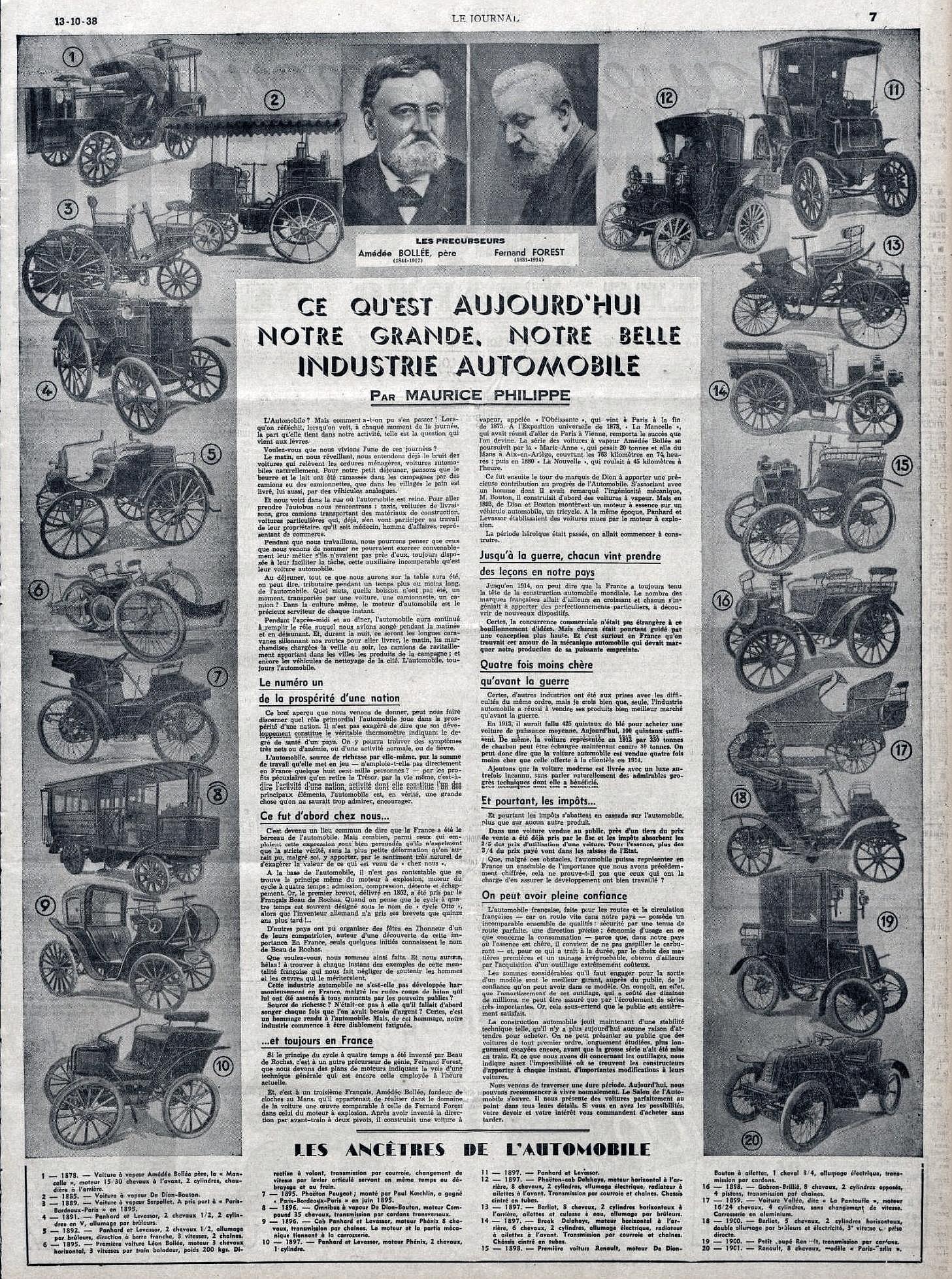 Histoire de l automobile Wikiwand