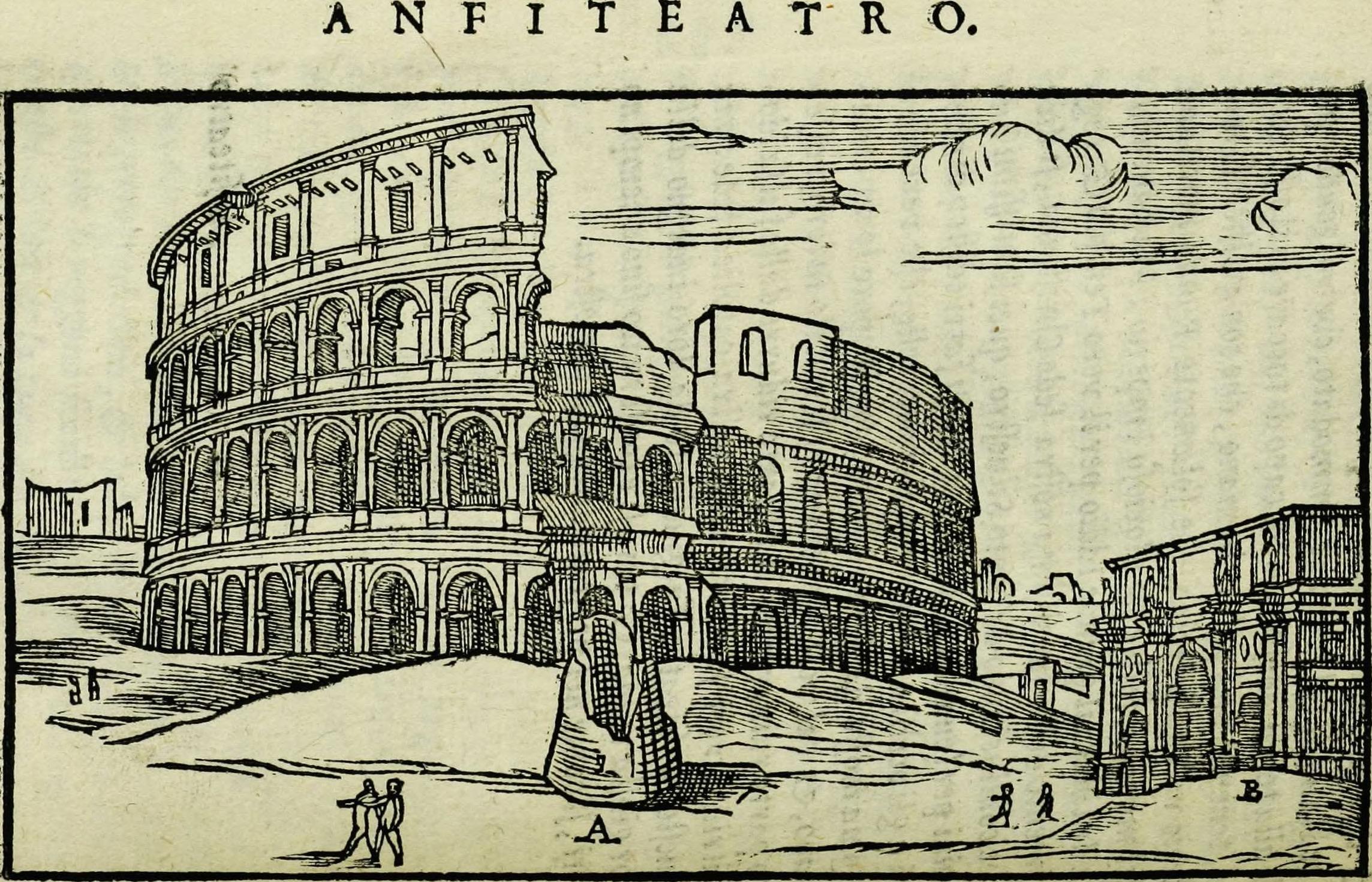 File:Le Antichita Della Citta Di Roma  Raccolte Sotto Breuita Da Diuersi  Antichi And