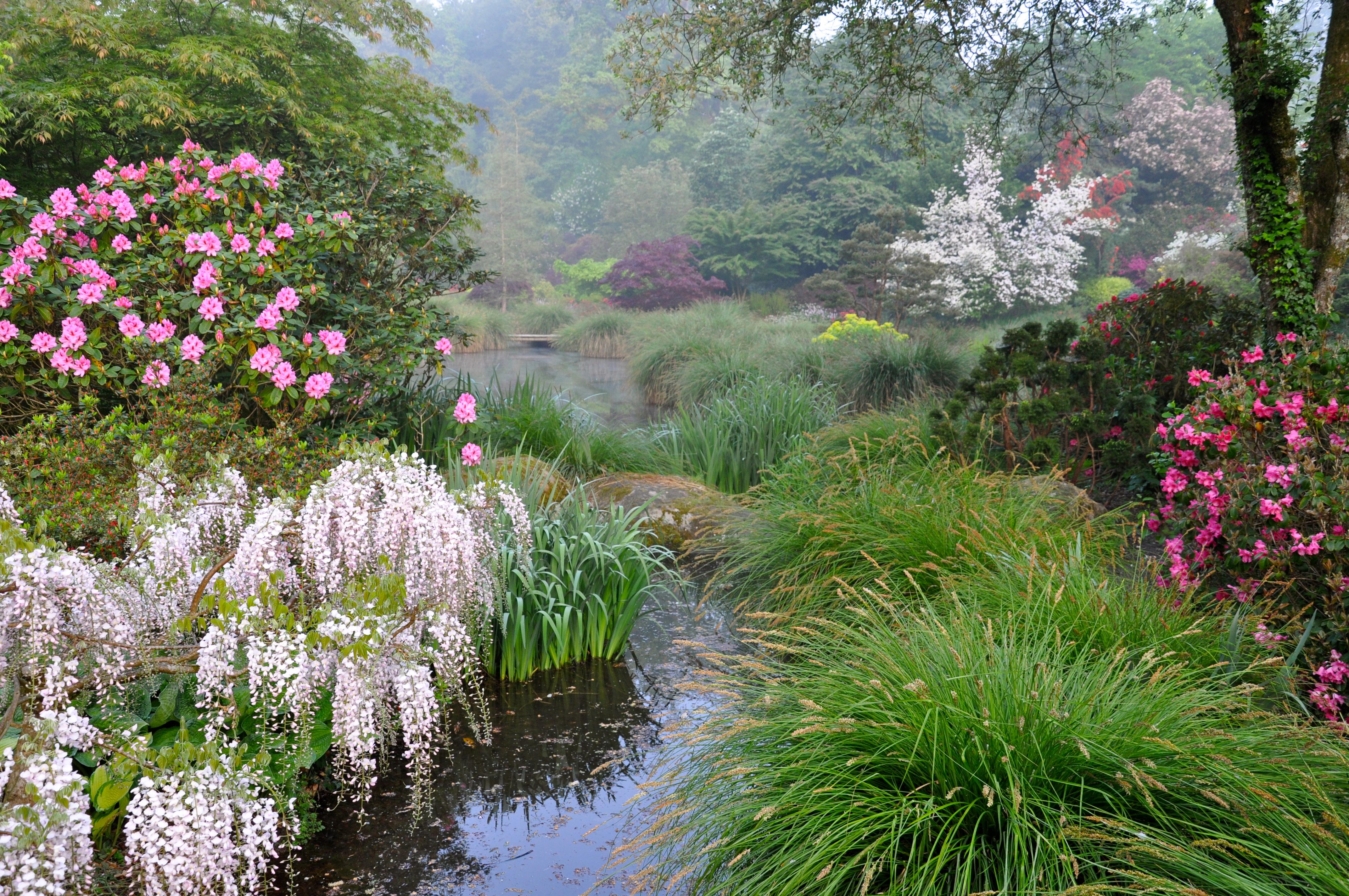 Liste des jardins portant le label jardin remarquable for Le jardin
