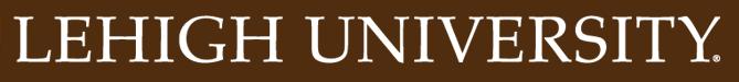 Logo of Lehigh University
