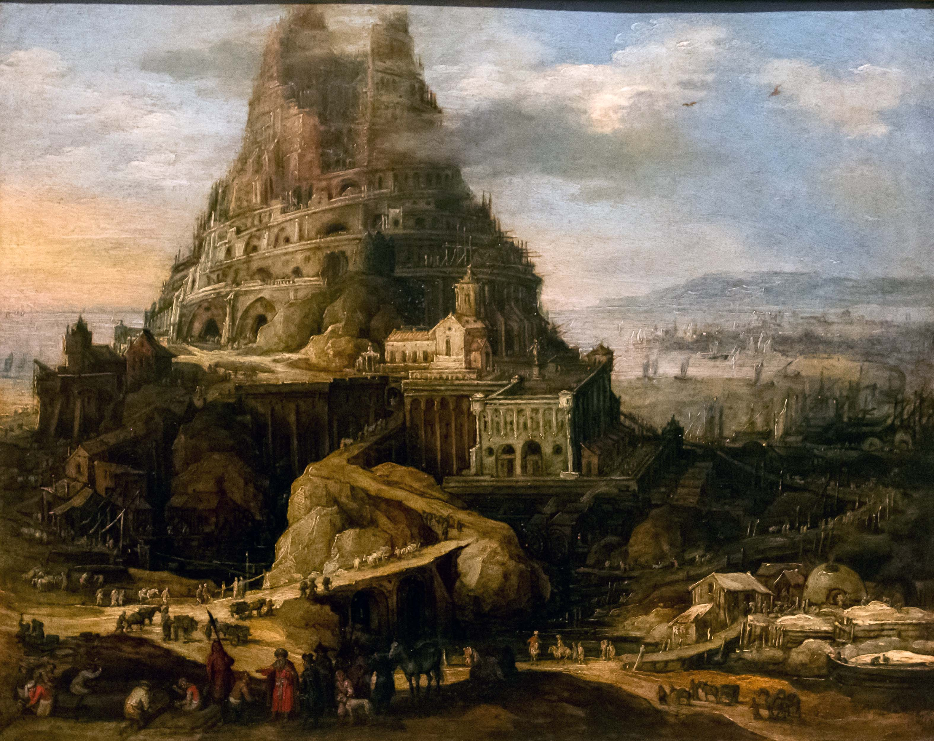 File Lisboa Museu Nacional De Arte Antiga Torre De Babel