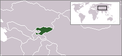 LocationKyrgyzstan