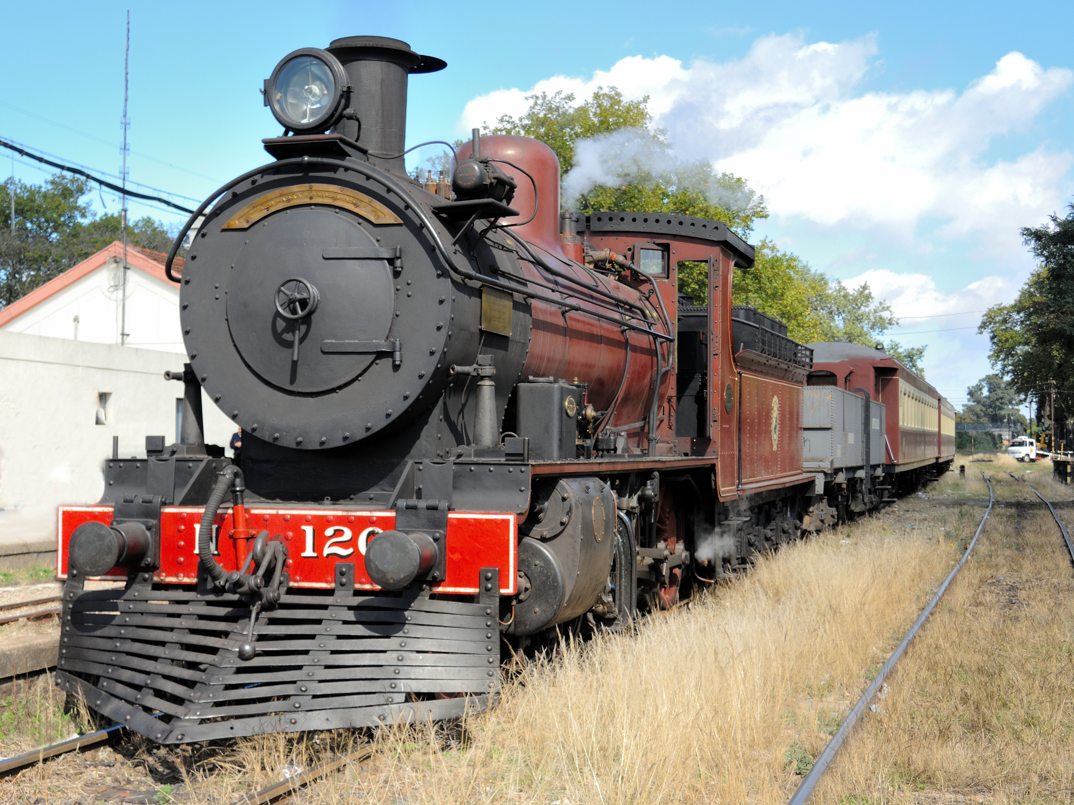 Wiki: Steam locomotive - upcScavenger