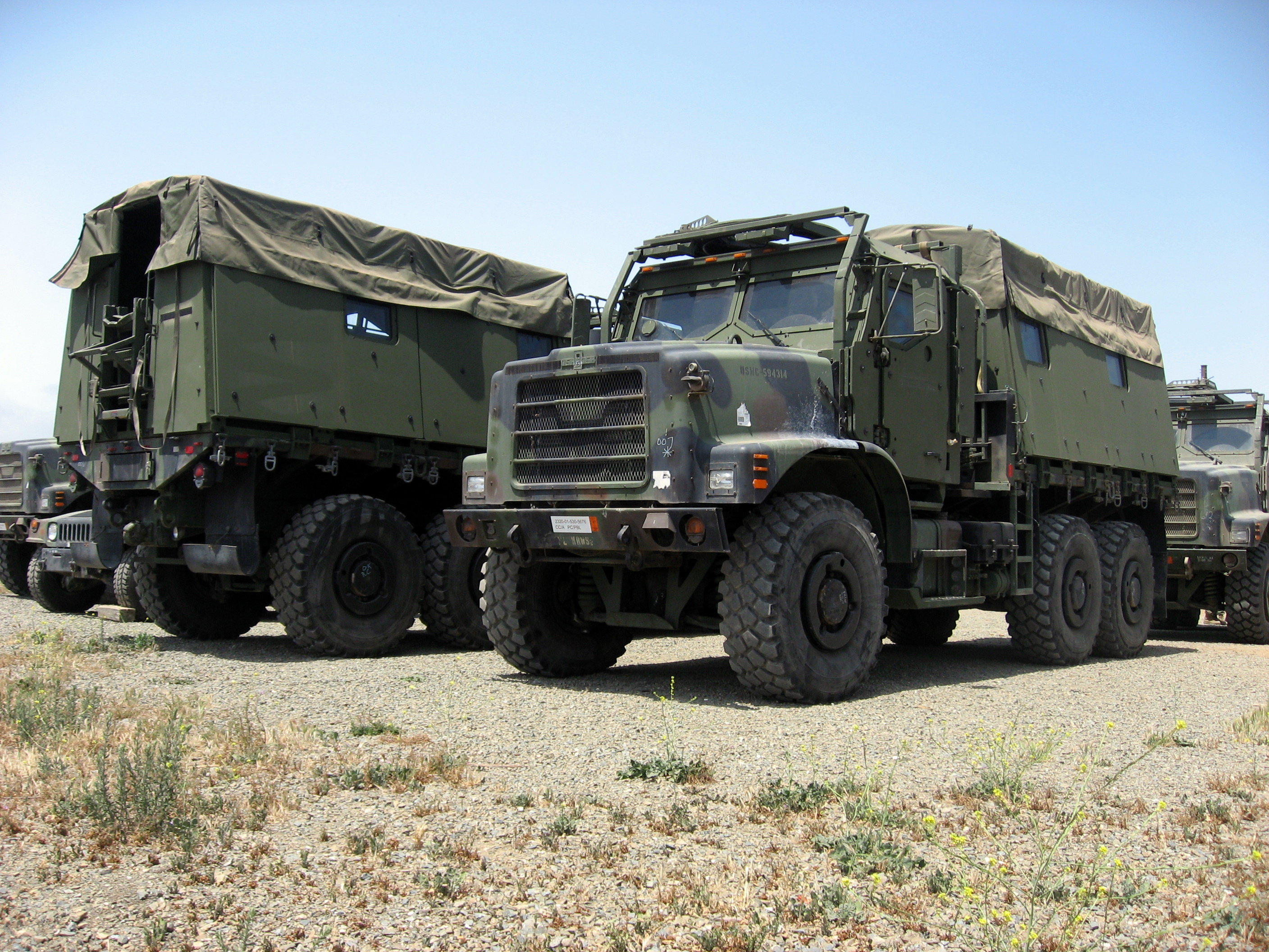 Medium Tactical Vehicle Replacement - Wikipedia