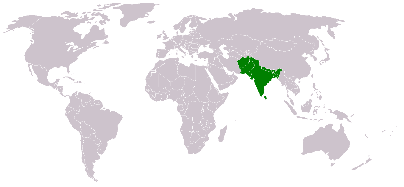 FileMapWorldSouthAsiapng Wikimedia Commons - South asia map