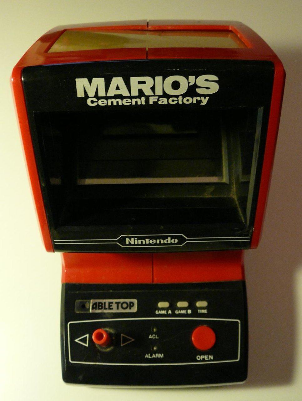 List Of Lcd Games Featuring Mario Wikiwand