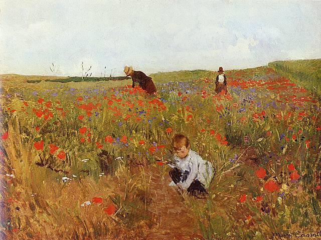 List Of Works By Mary Cassatt Wikipedia