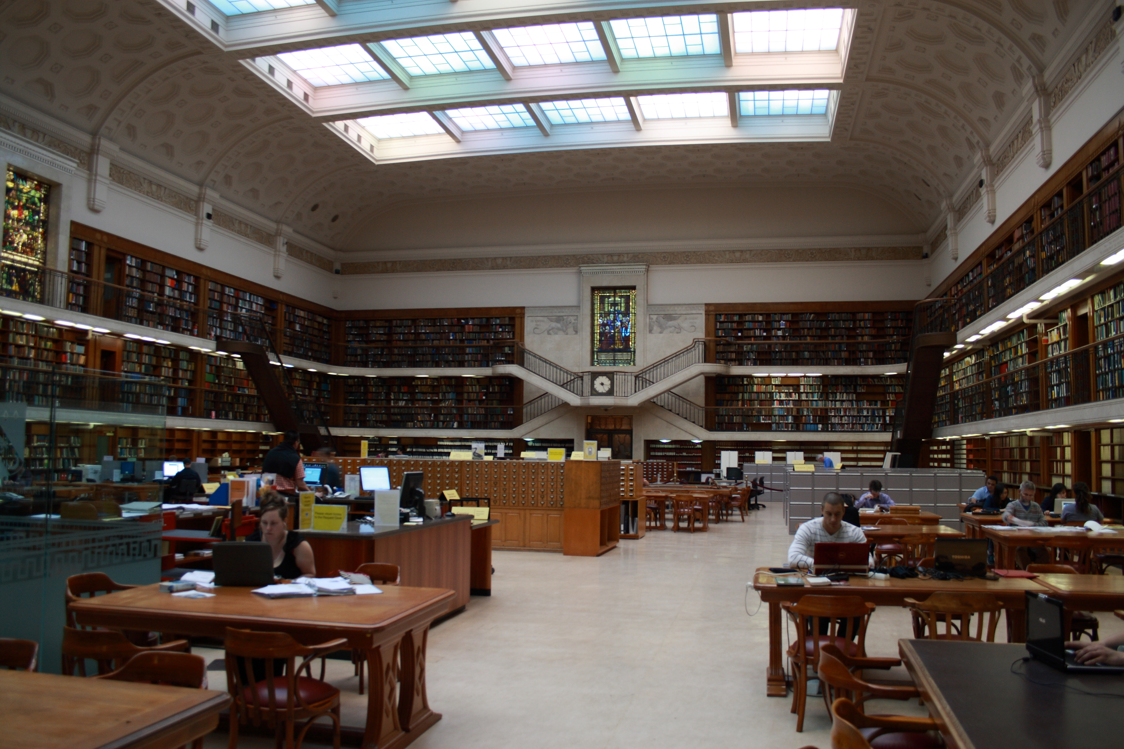 File:Mitchell Library, State Library of NSW.jpg ...