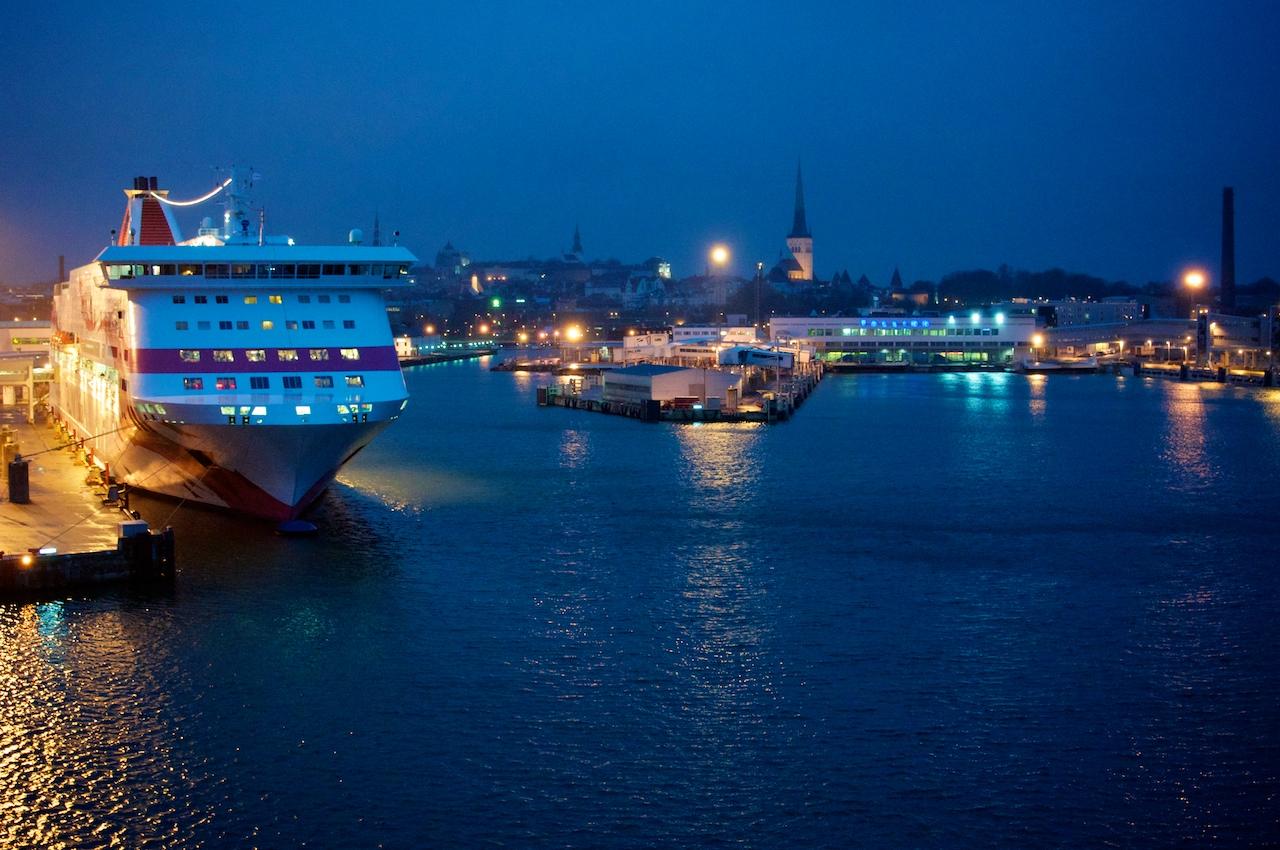 Port of Tallinn - Wikipedia