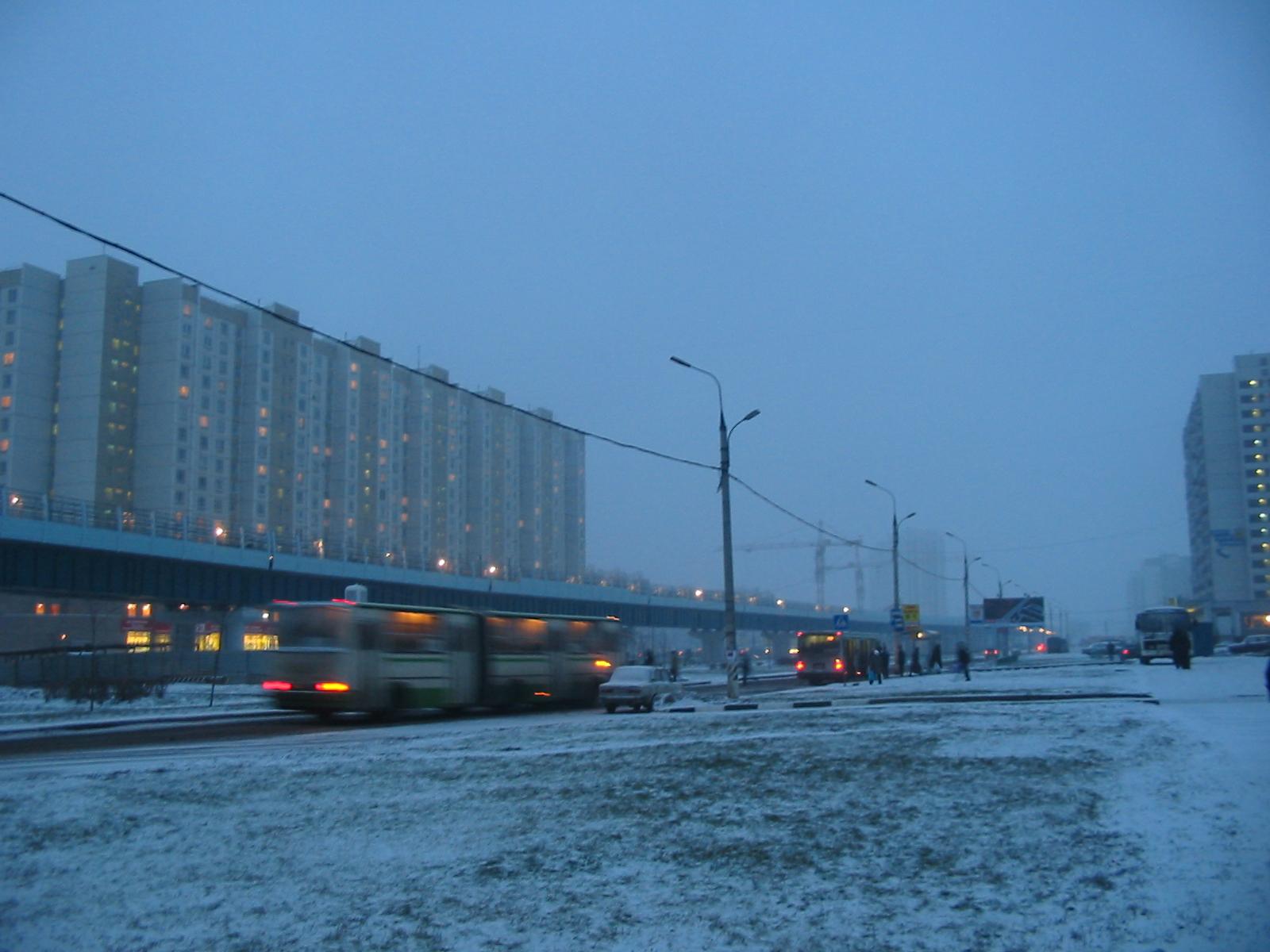 Butovskaya Line #