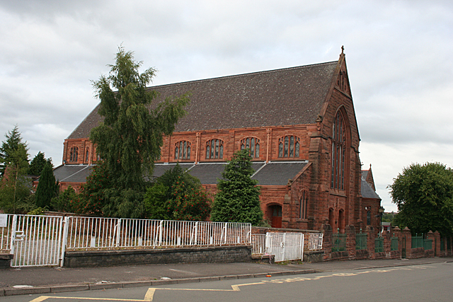 Fichier:Motherwell Cathedral - Geograph-3626472-by-Anne-Burgess.jpg