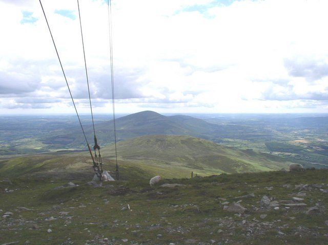 Mount Leinster - geograph.org.uk - 290244