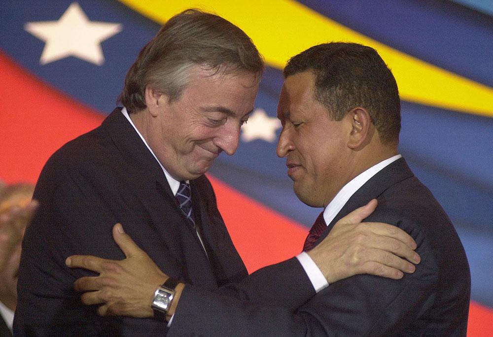 Un testimonio clave  Uberti contó que Chavez le entregó bolsones con dinero a Kirchner