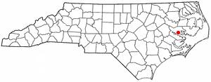 Bath, North Carolina Town in North Carolina, United States