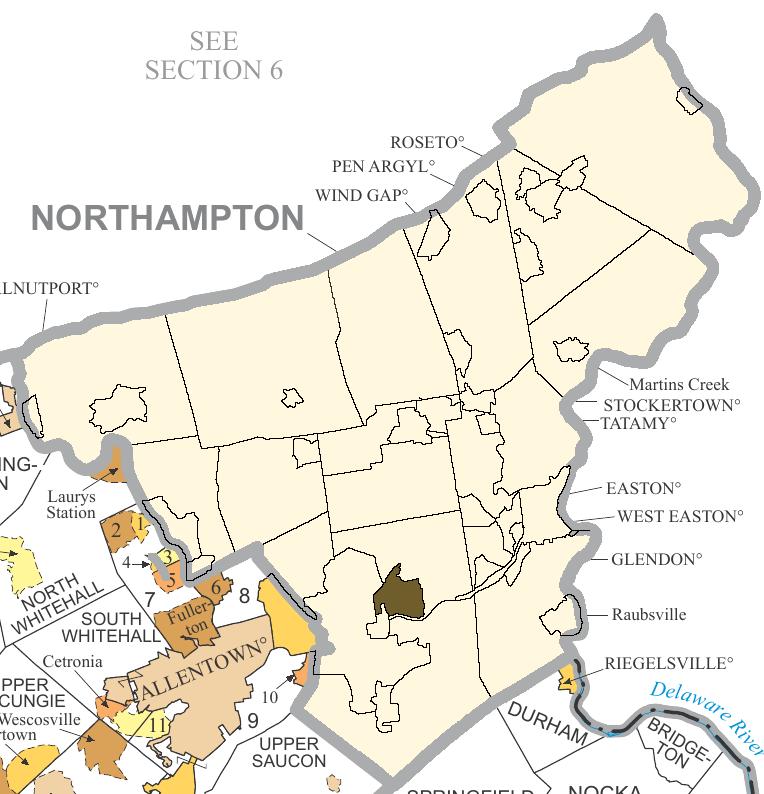 Middletown, Northampton County, Pennsylvania