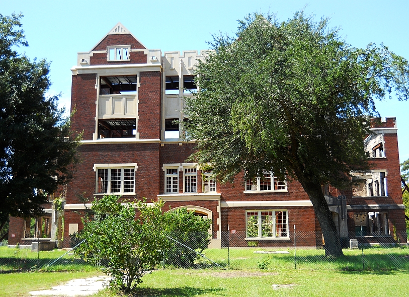 File:Old Hattiesburg High School (Hattiesburg, MS).jpg ...