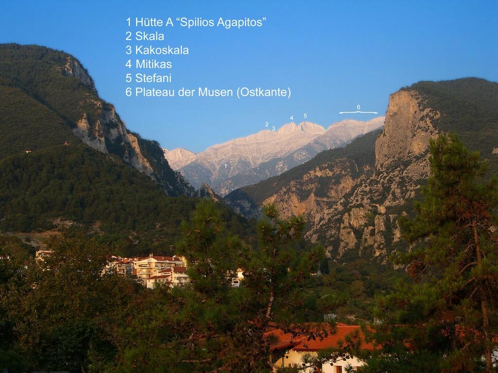 Olymp (Ostzugang) – Reiseführer auf Wikivoyage