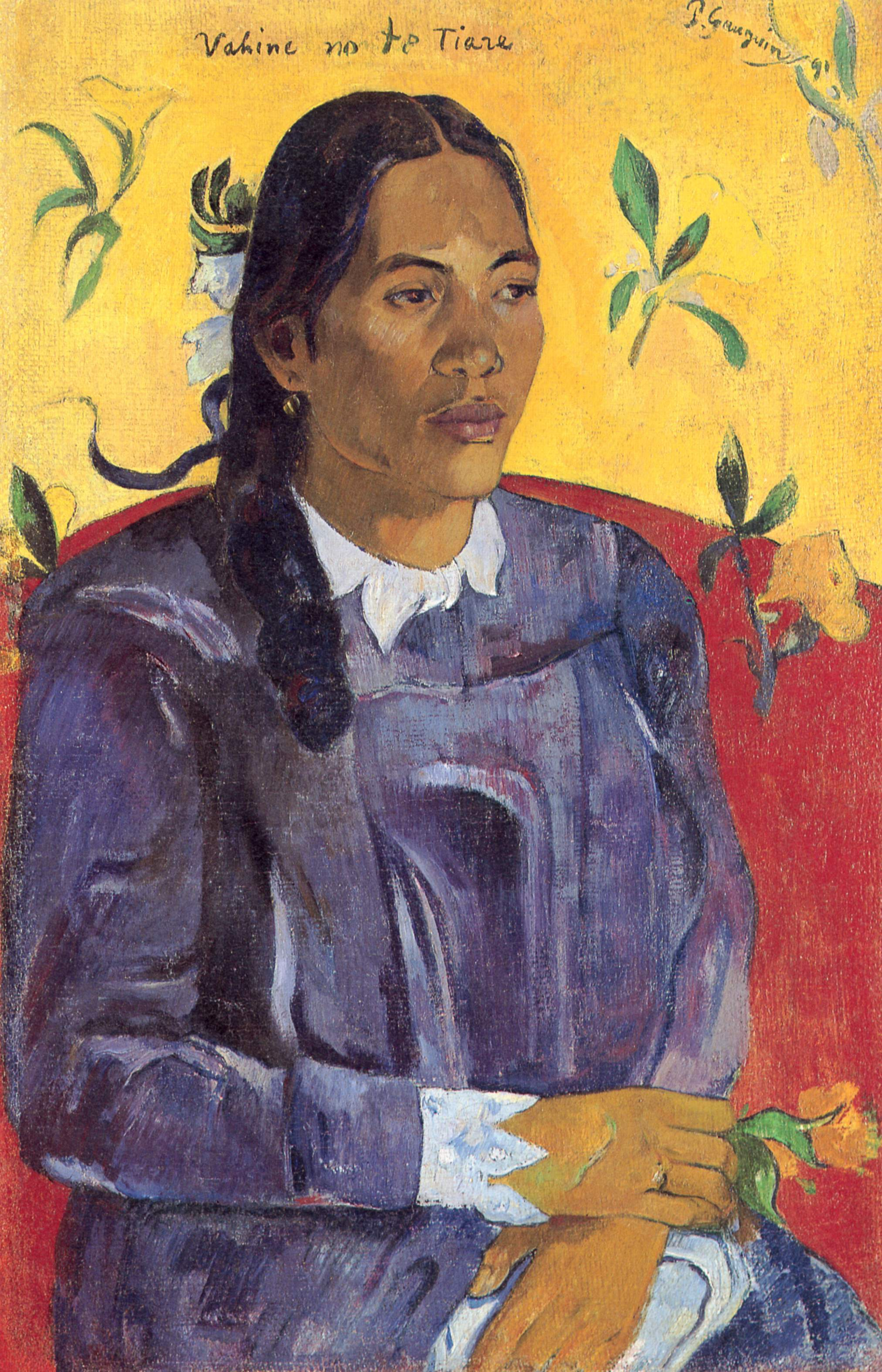 paul gauguin Paul gauguin biography and paintings in high definitionpaul gauguin's (1848–1903) famous image as the original western 'savage' was his own embellishment upon.