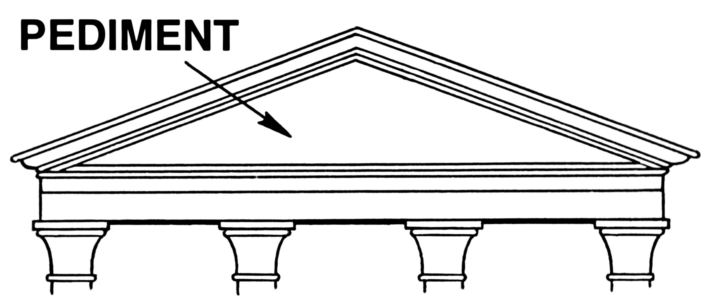 File Pediment Psf Png Wikimedia Commons