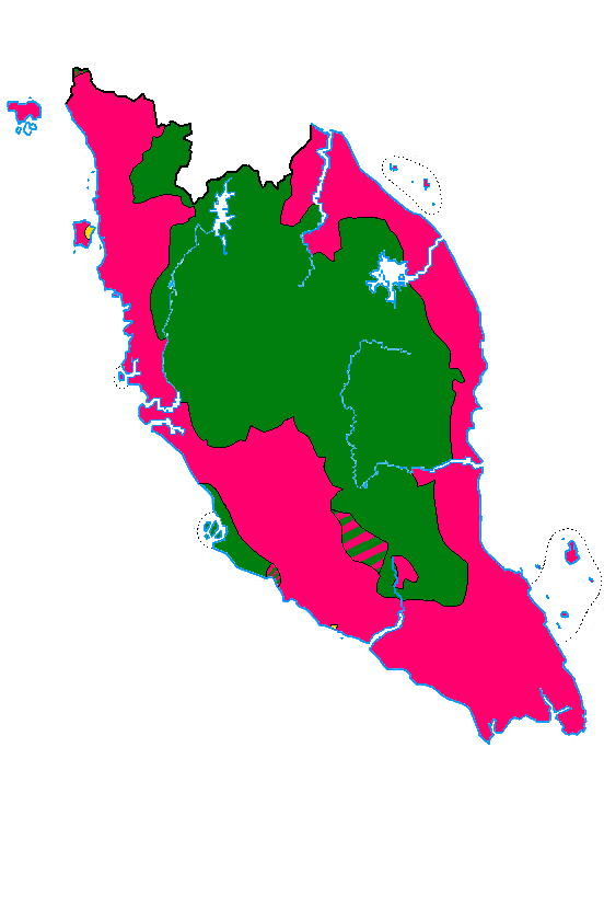peninsular malaysia Peninsular malaysia in prehistoric times, the region was inhabited by aboriginal people in the 2nd century bce settlers arrived from south china around t.