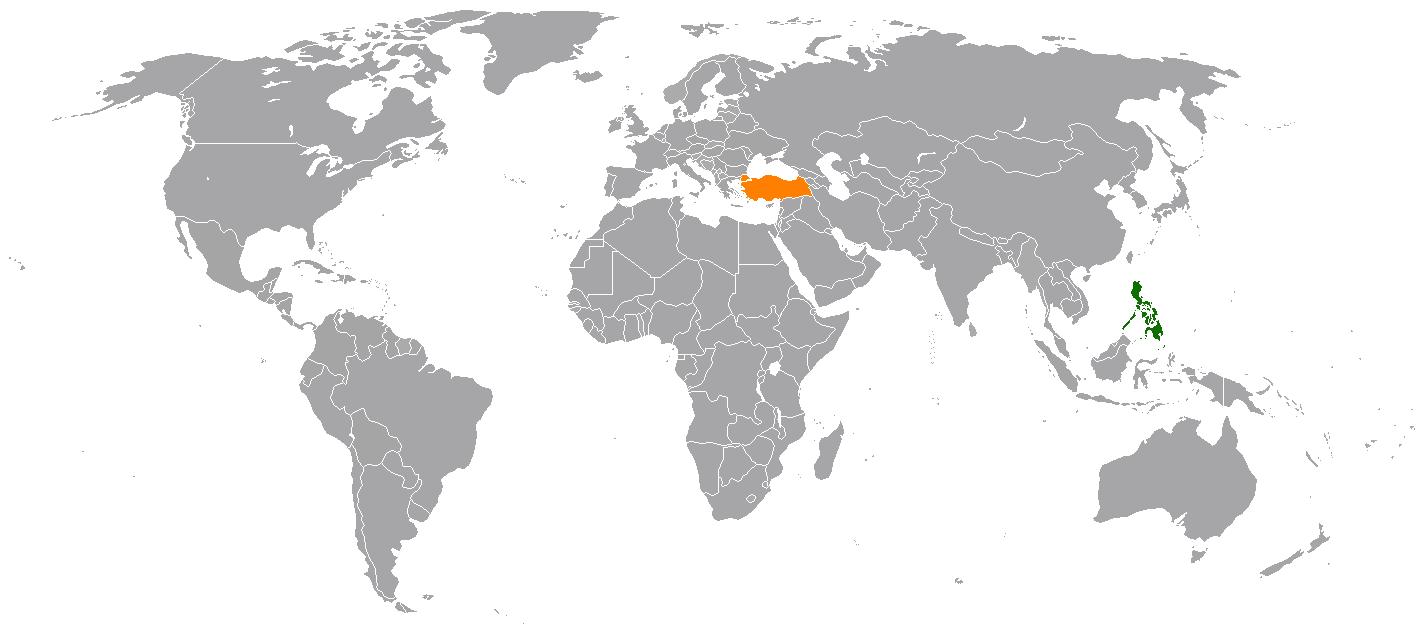 Philippines–Turkey relations - Wikipedia