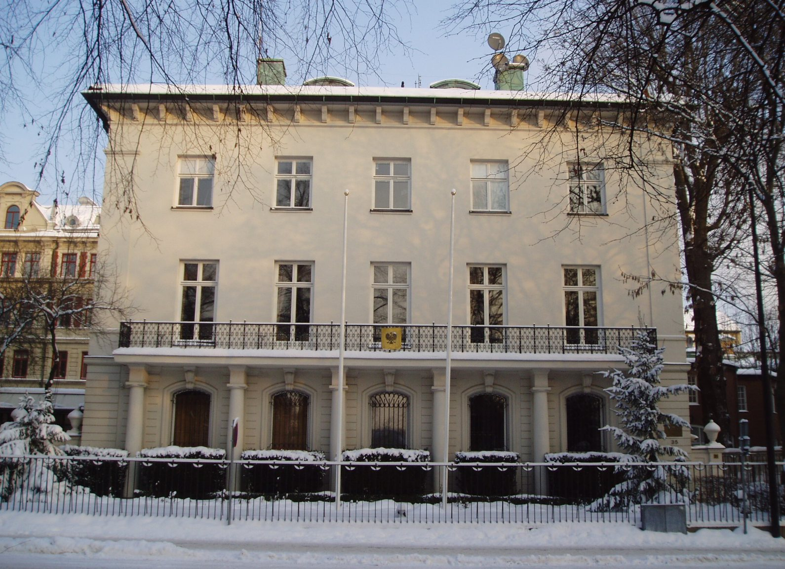 irakiska ambassaden stockholm