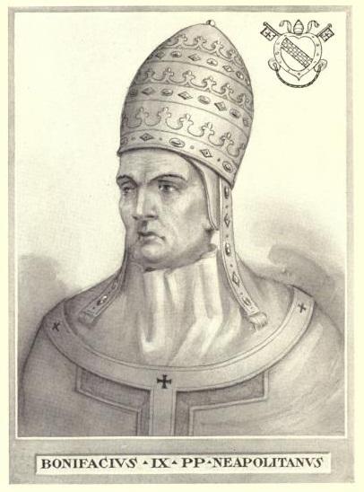 Pope Boniface IX