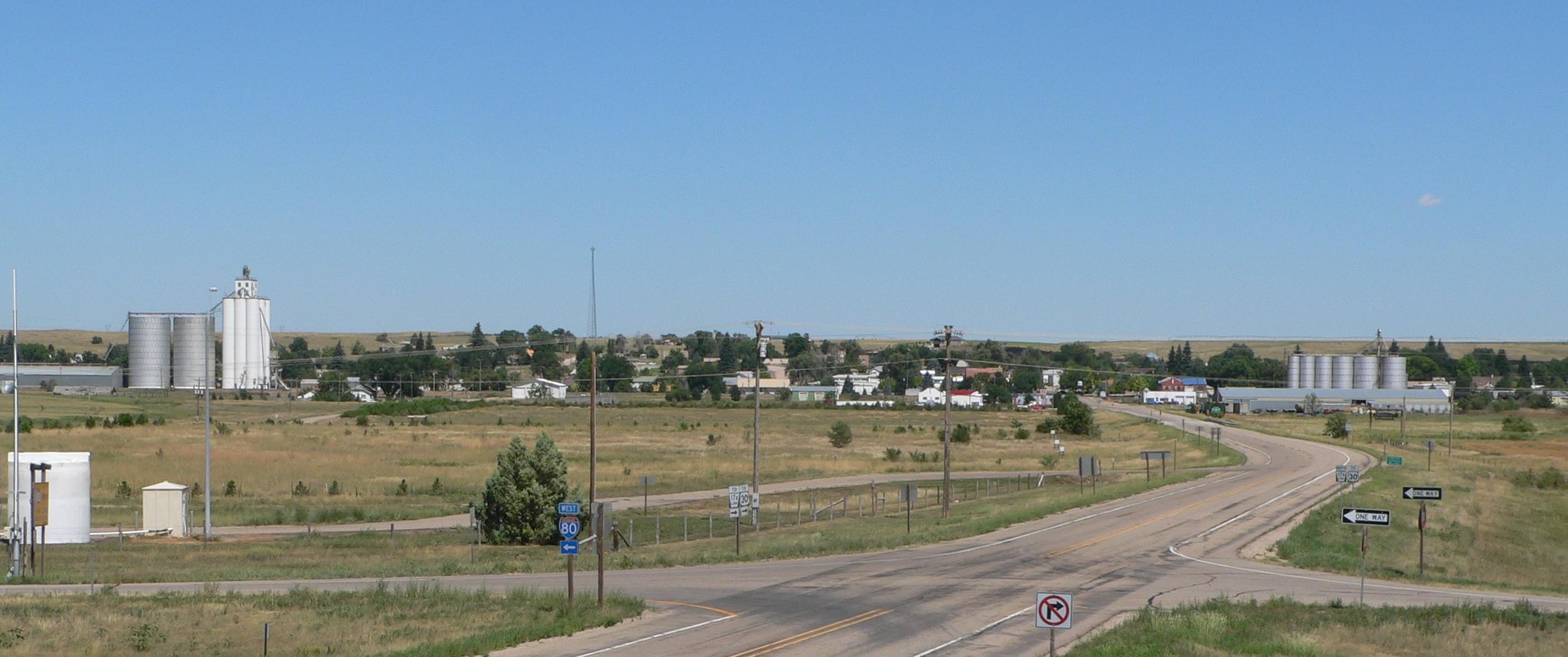 File potter nebraska from s jpg wikimedia commons for Nebraska home builders