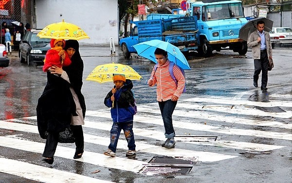 Rainy day of Tehran - 29 October 2011 01.jpg