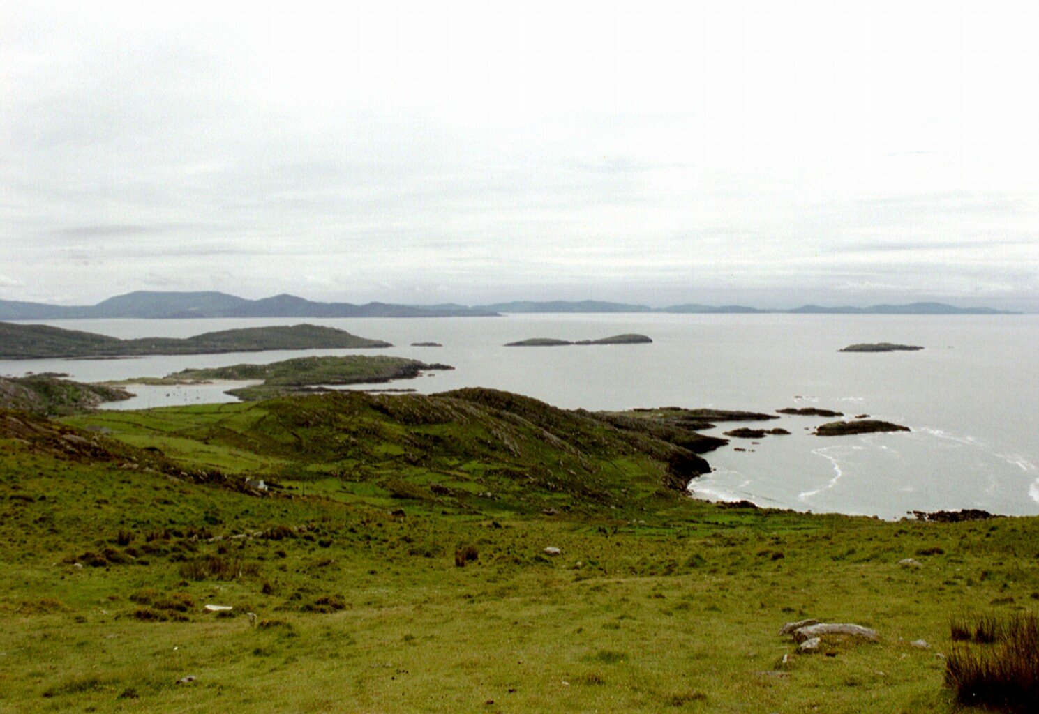 Ring of Kerry - Wikipedia Driving The Ring Of Kerry Map on