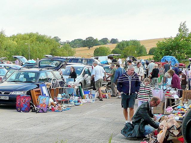 Sunday Car Boot Sales Sandwell