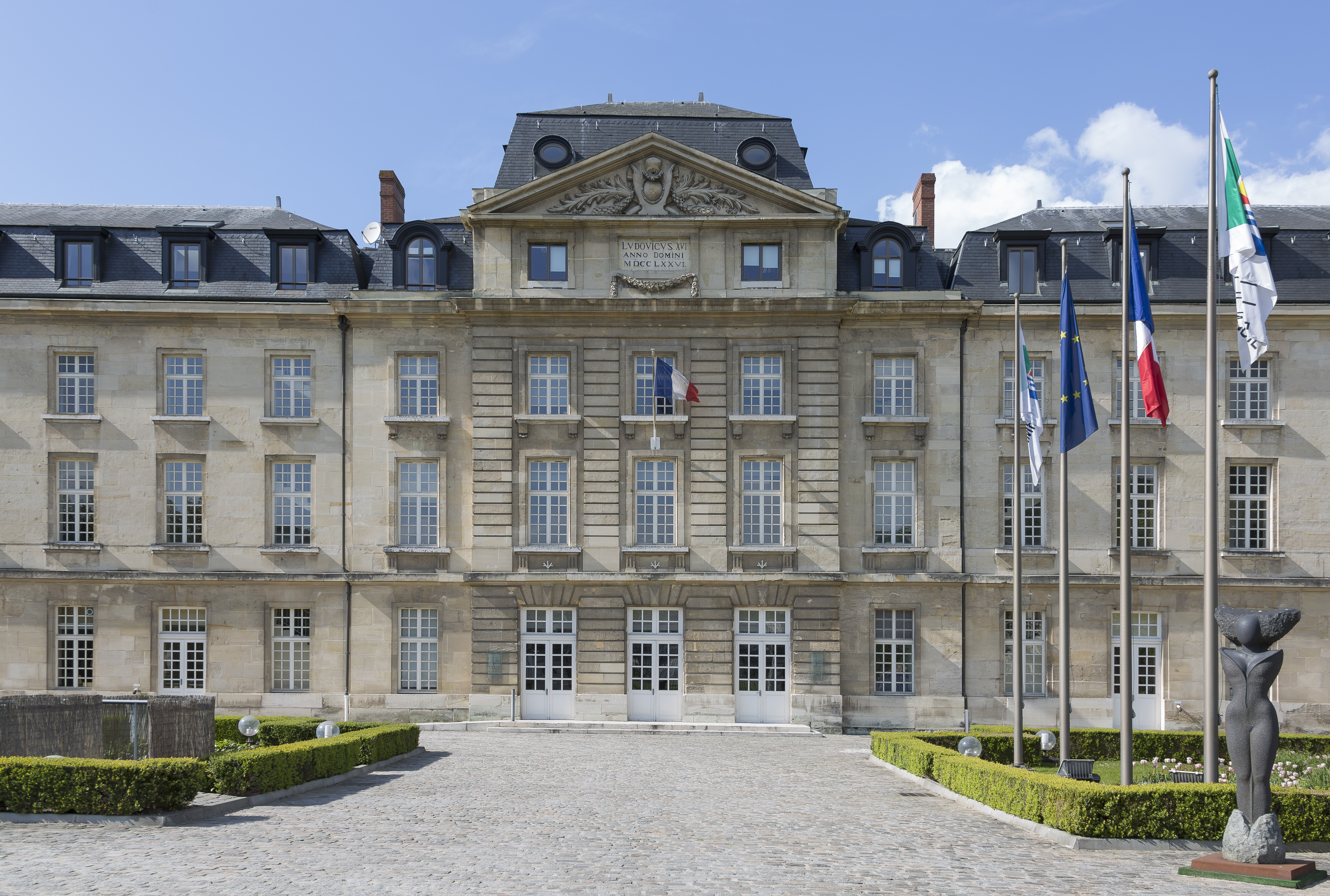 R gion normandie wikiwand - Chambre des notaires haute normandie ...