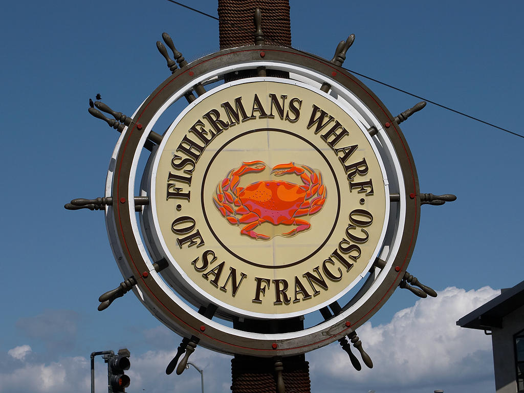 Fisherman San Francisco Fisherman's Wharf San