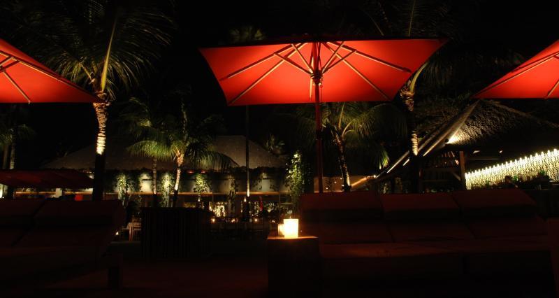 Beach Club in Bali