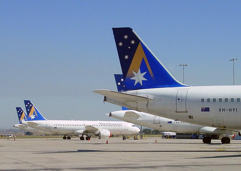 List Of Airlines Of Australia Wikipedia