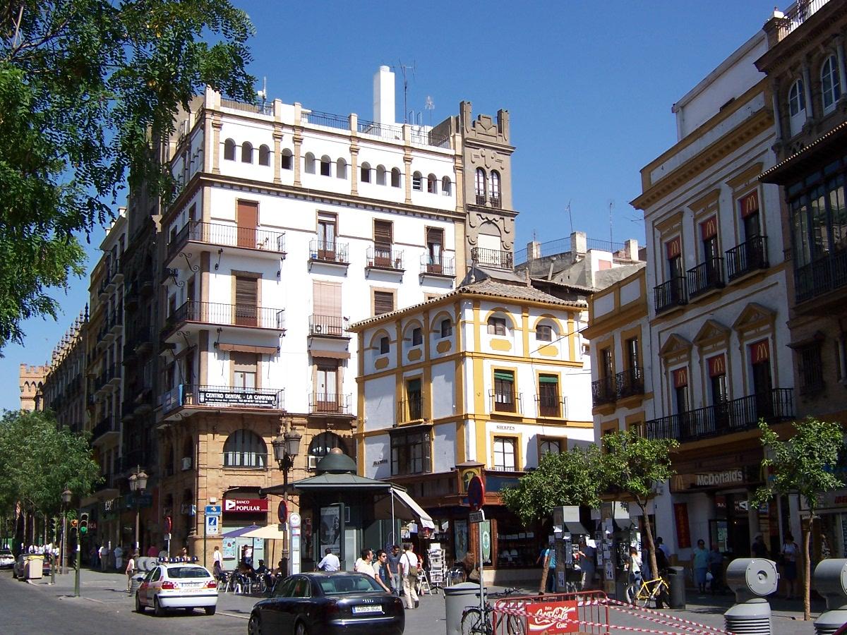 La campana calle de sevilla wikipedia la enciclopedia - Calle correduria sevilla ...