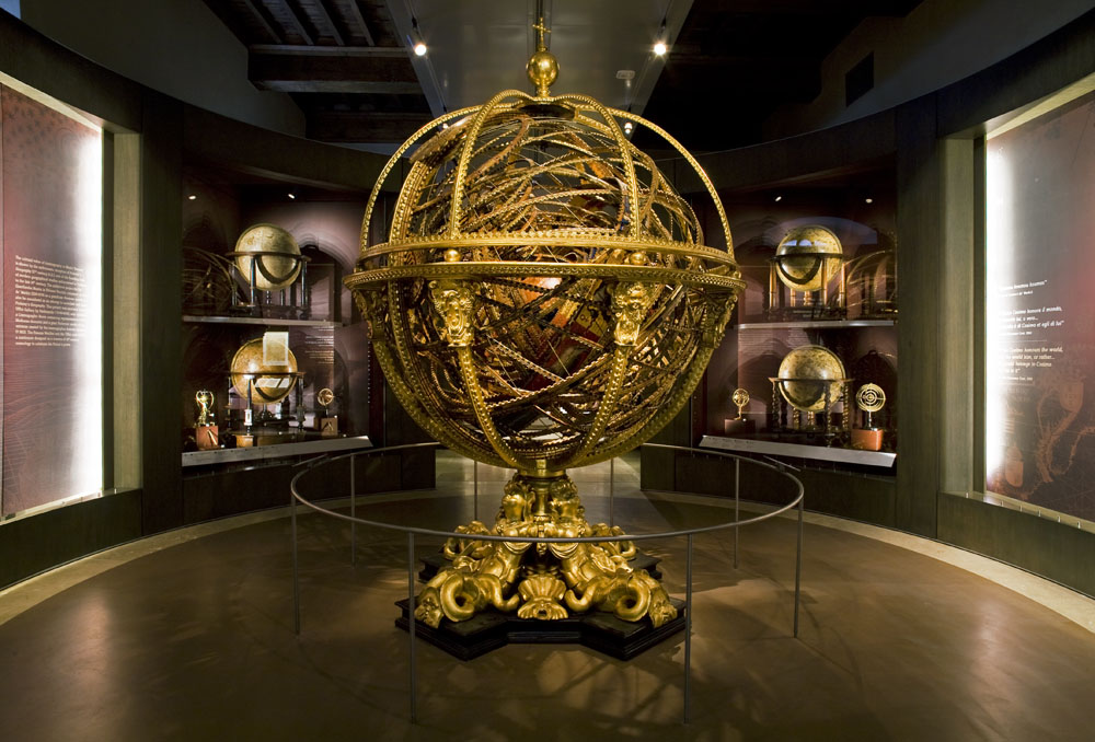 Museo Galileo Firenze.Santucci S Armillary Sphere Wikipedia