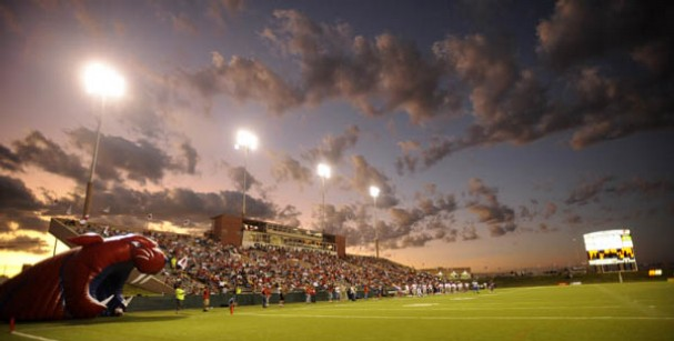 Texas Christian School >> Shotwell Stadium - Wikipedia