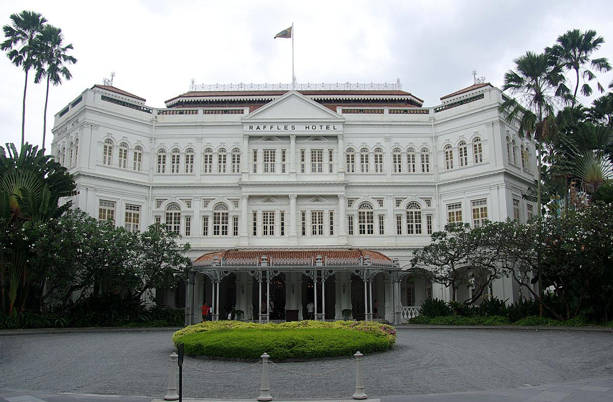 Különleges szállodák - 40. rész: Szingapúr
