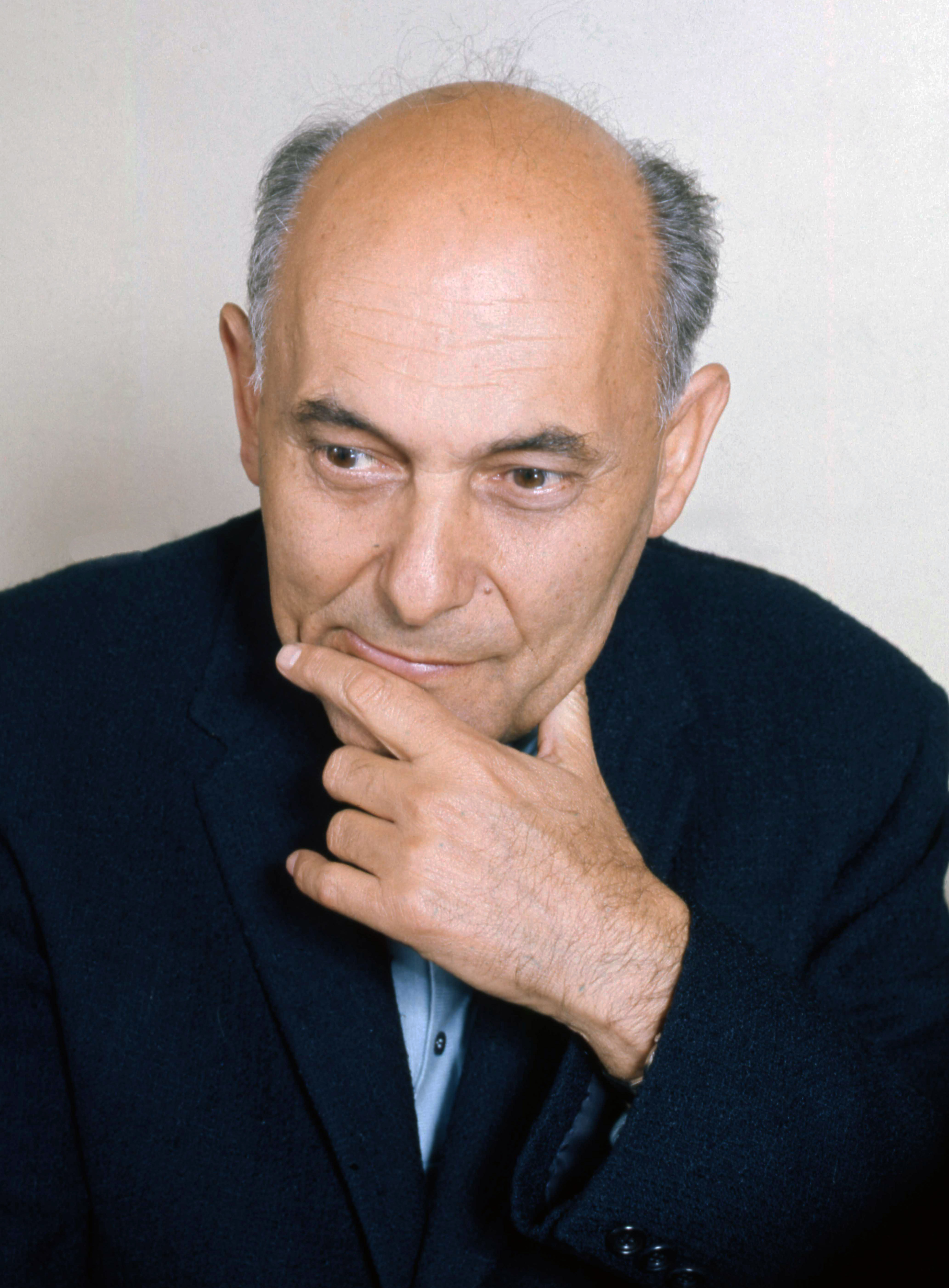 Depiction of Georg Solti