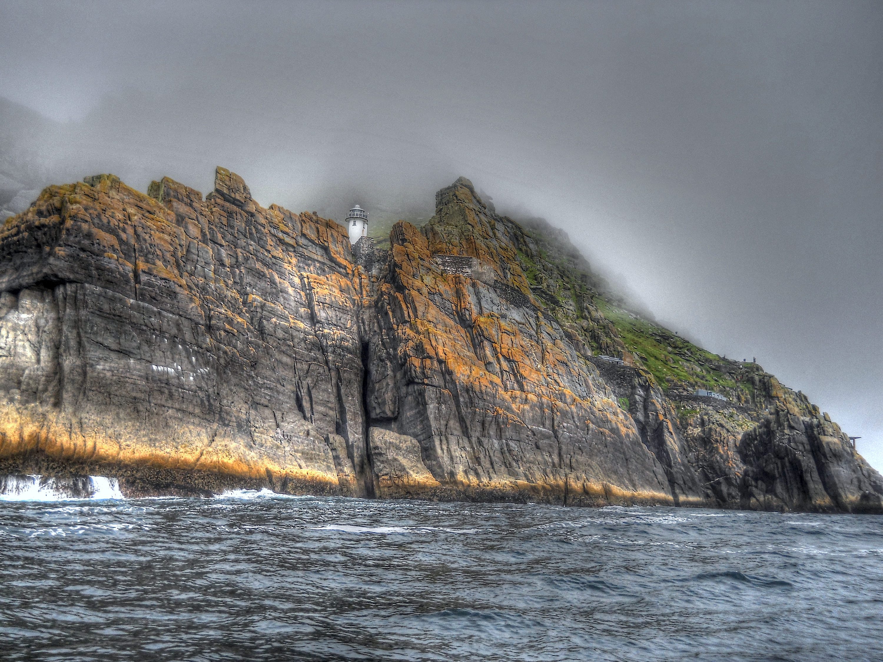 Skellig Michael Desktop Background