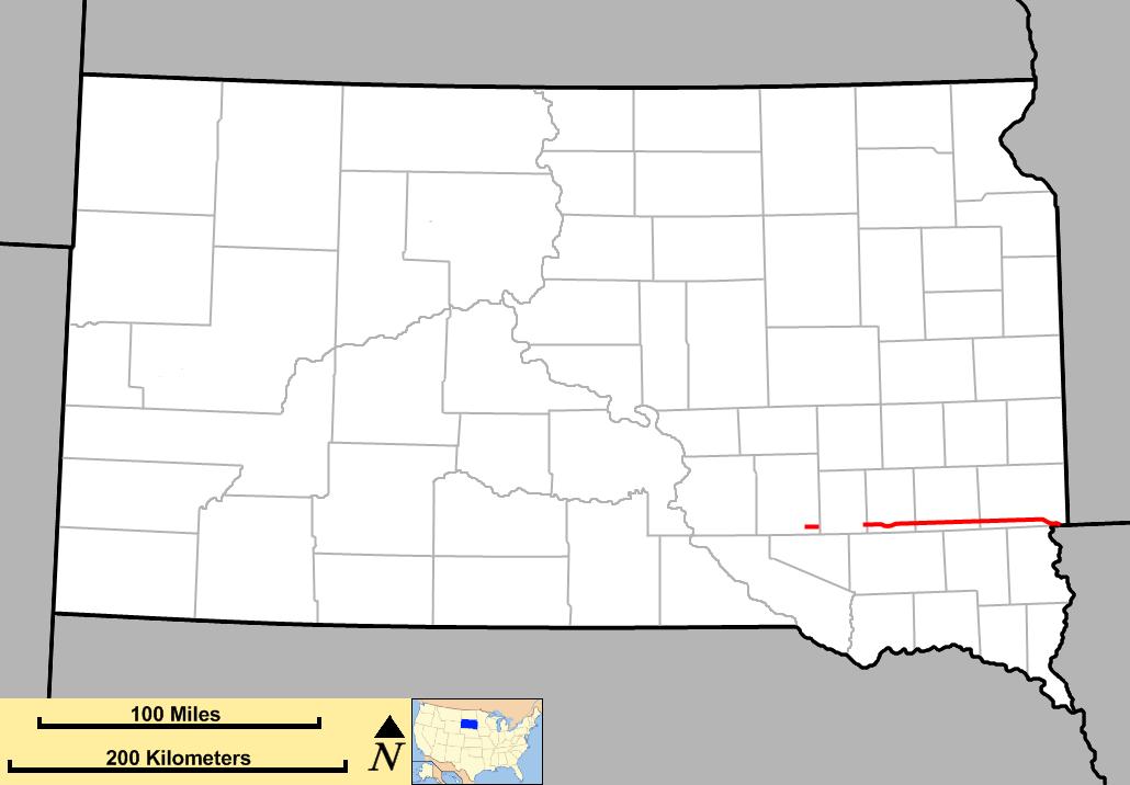 South Dakota Highway 42 Wikipedia