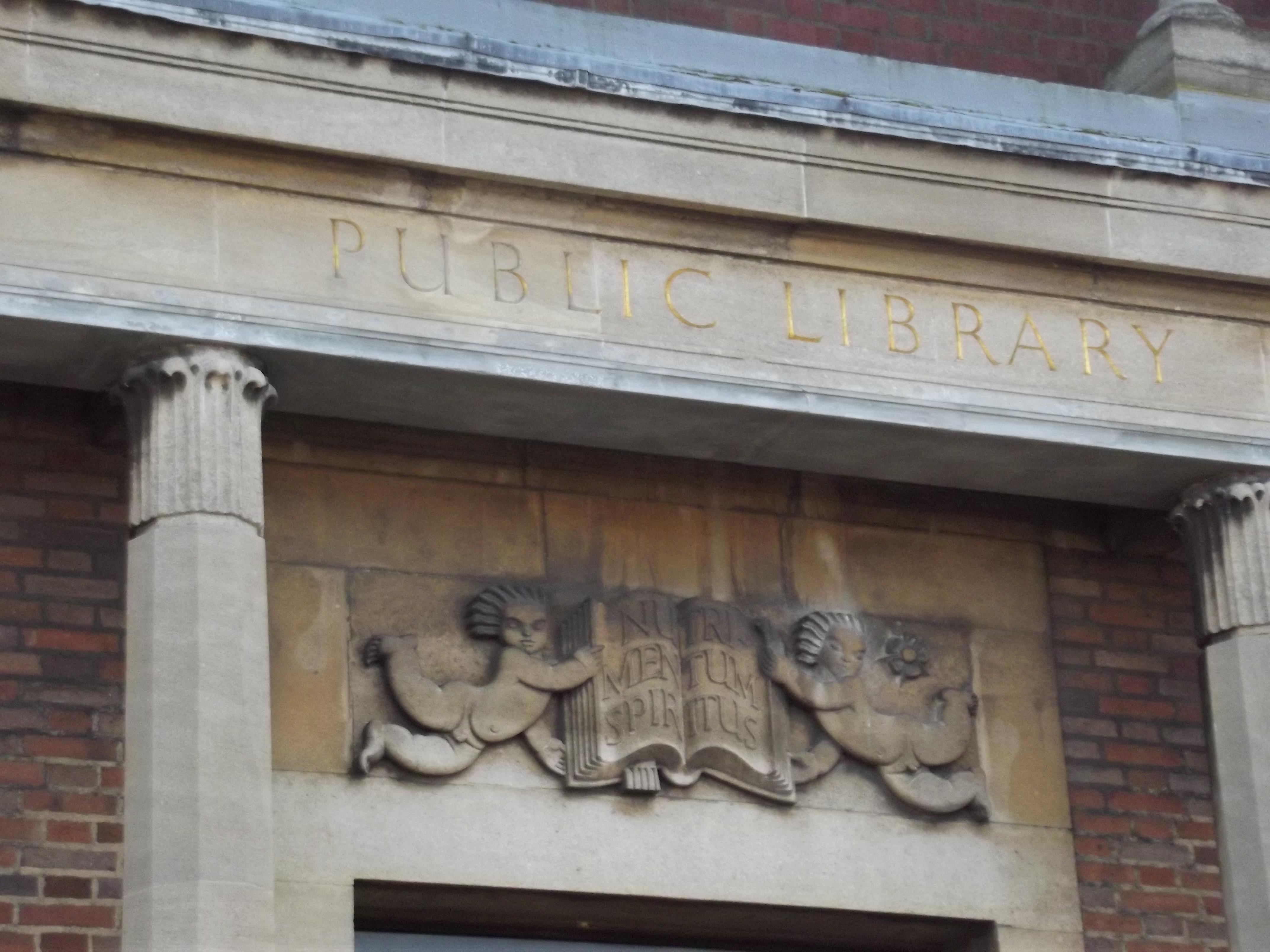 File:South Yardley Library - Yardley Road, South Yardley ...